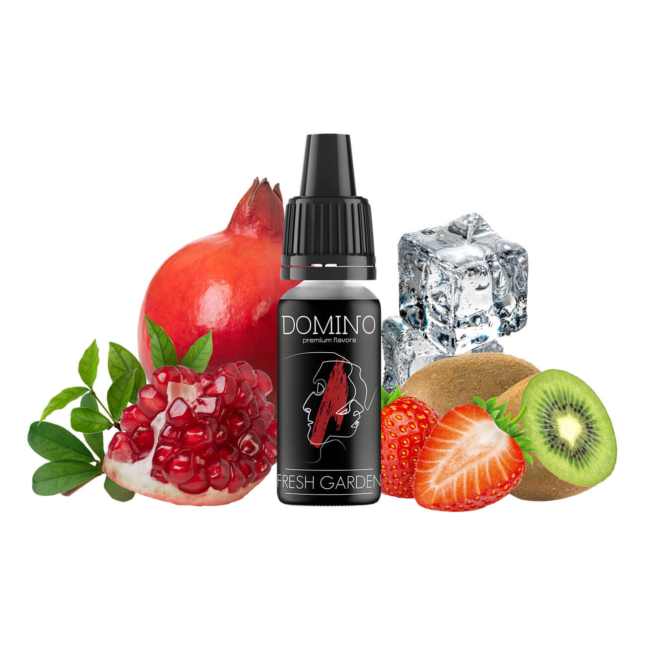 Kolektiva Domino – Fresh Garden 10ml